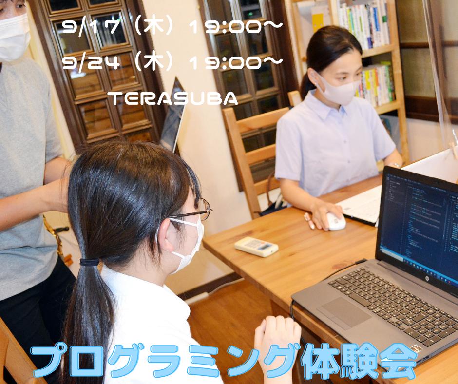 プログラミング体験会2
