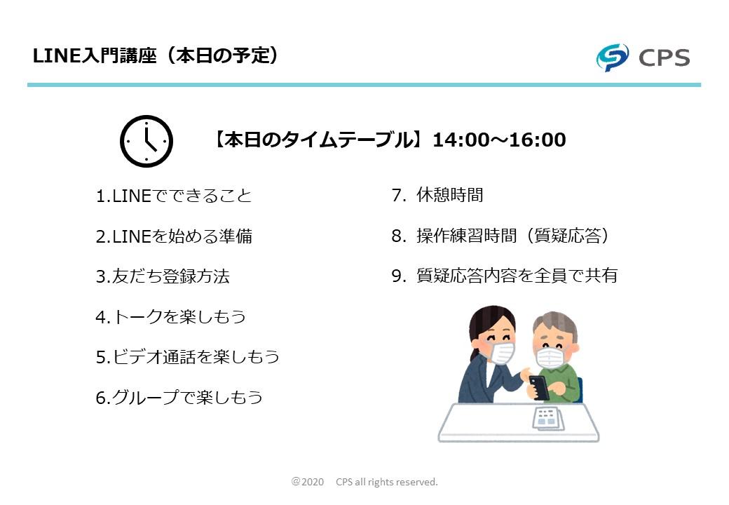 CPS_LINE入門講座説明用スライド